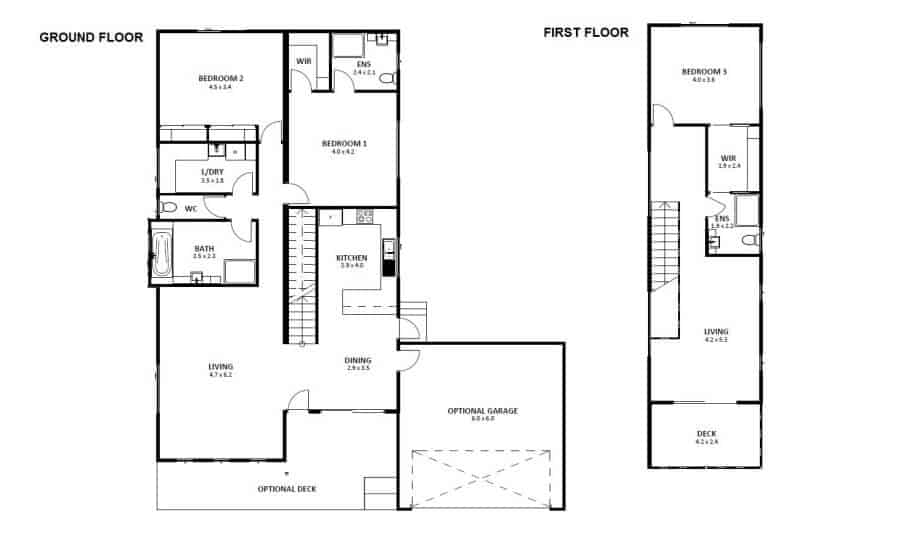 Anglesea (Floor Plan)