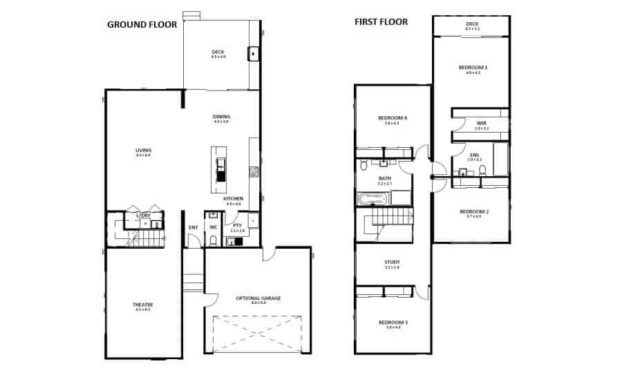 Barwon (Floor Plan)