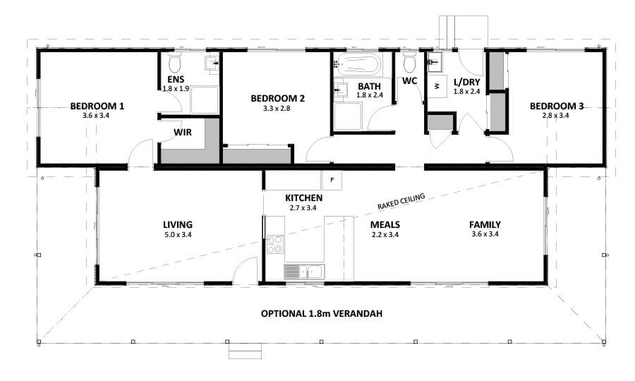Blackbutt 2 (Floor Plan)