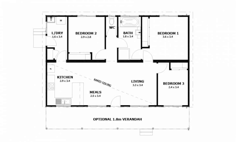 Kauri (Floor Plan)