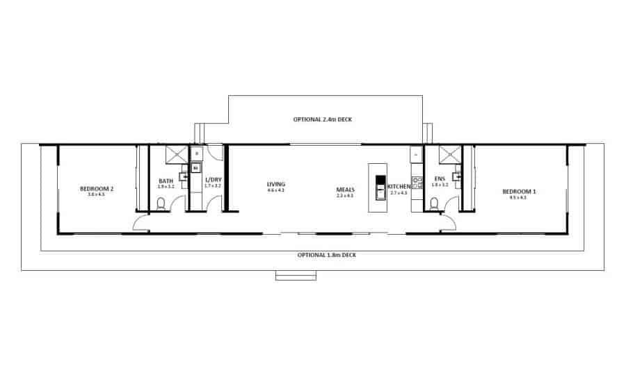 Redcliffe (Floor Plan)