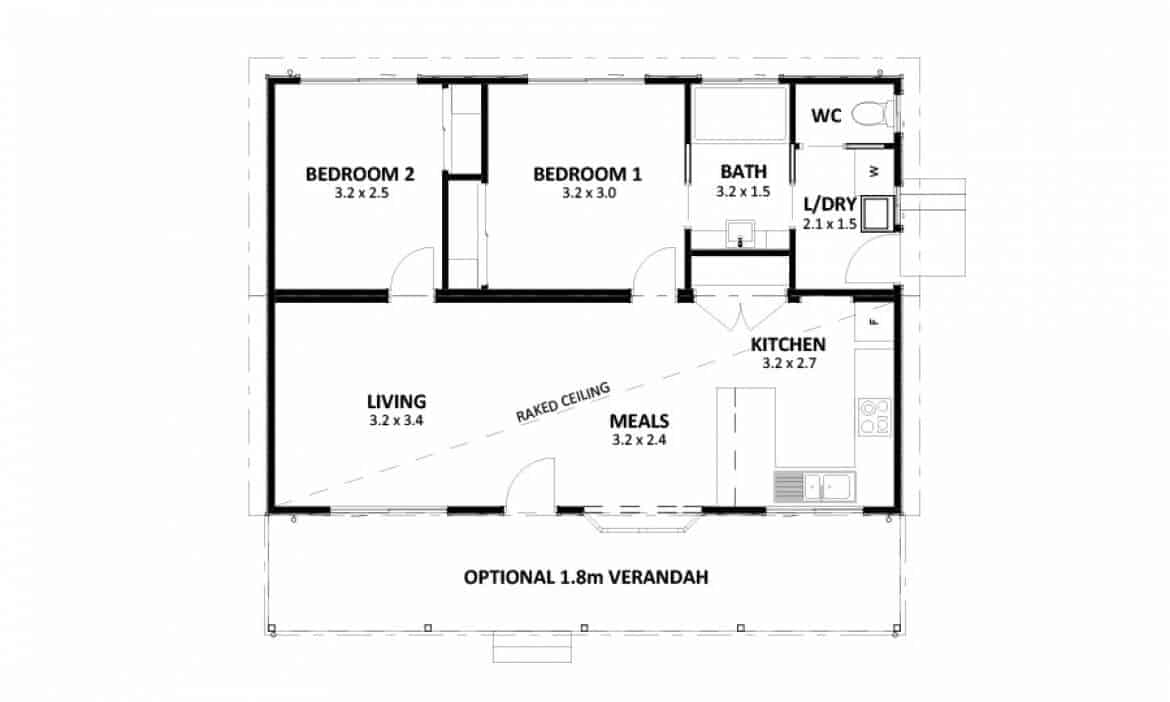 Redgum (Floor Plan)