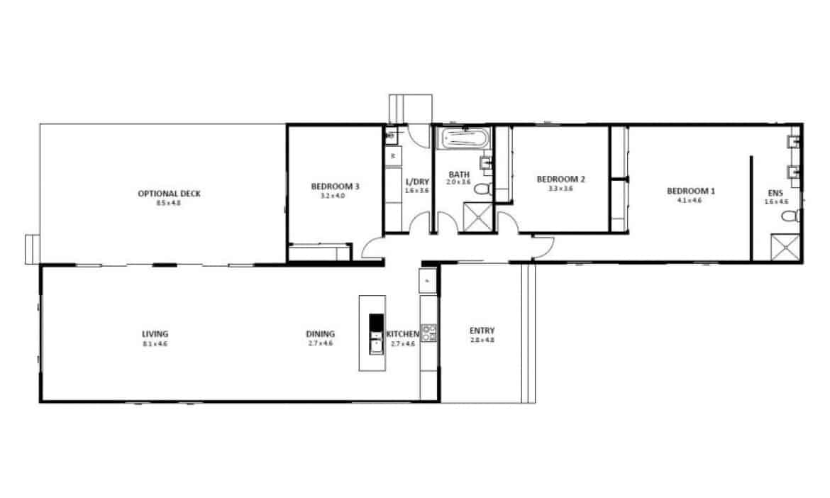 Seaford 16 (Floor Plan)