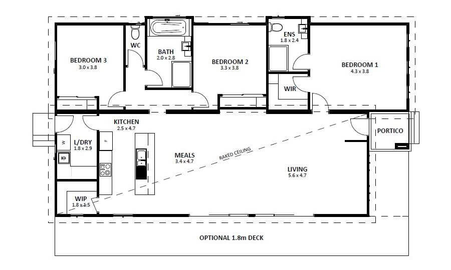 Shoreham 14 (Floor Plan)