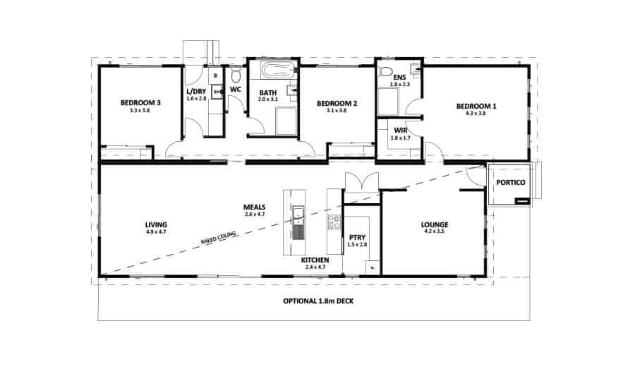 Shoreham 16 (Floor Plan)