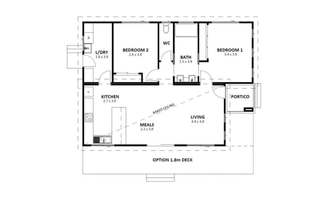 Shoreham 9 (Floor Plan)
