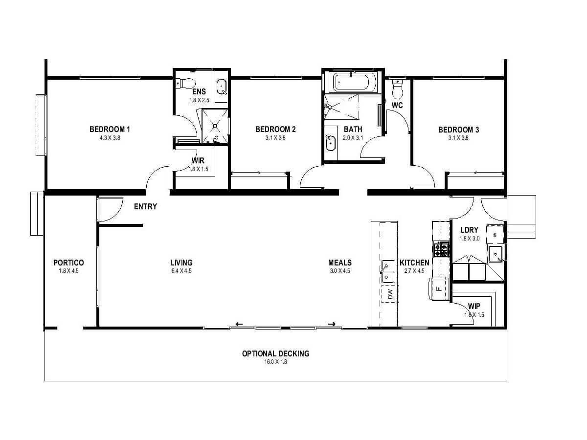 Shoreham 14 (Floor Plan)