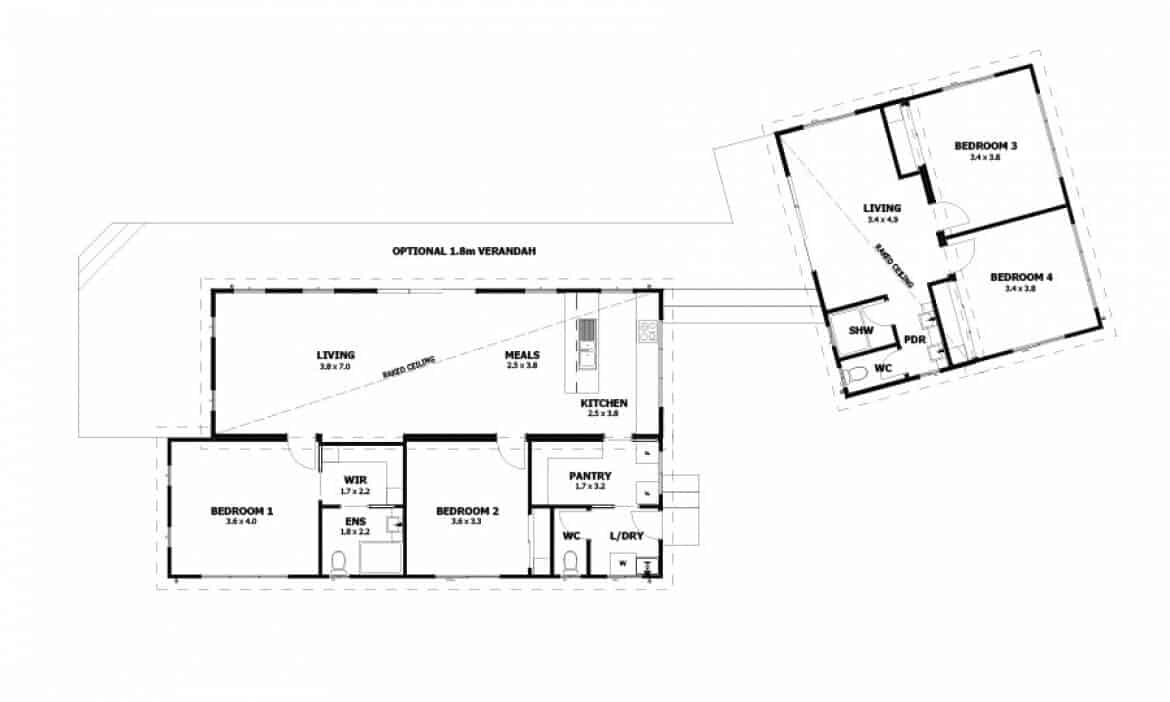 Strathmore (Floor Plan)