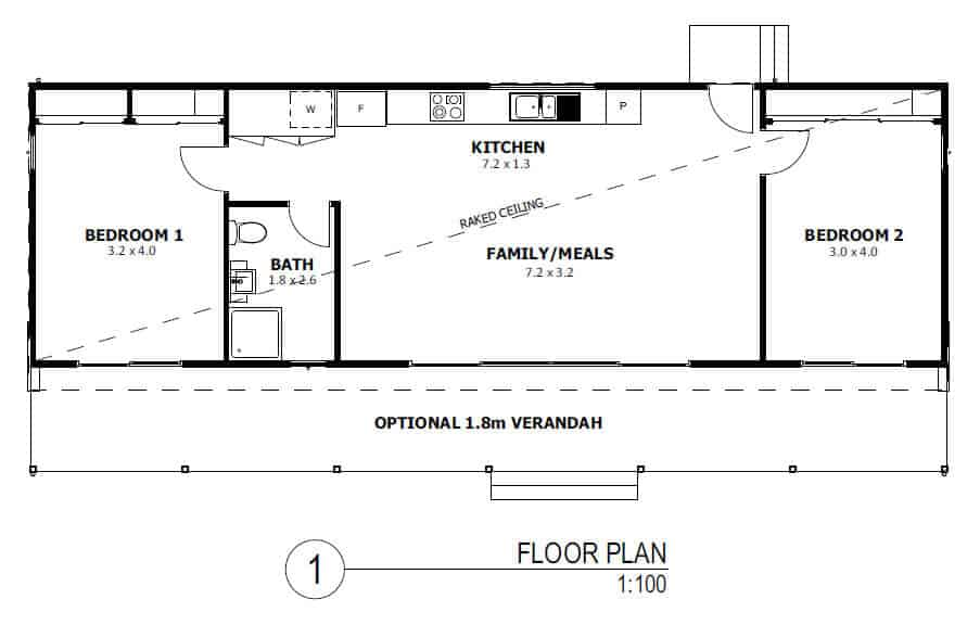 Suburban (Floor Plan)
