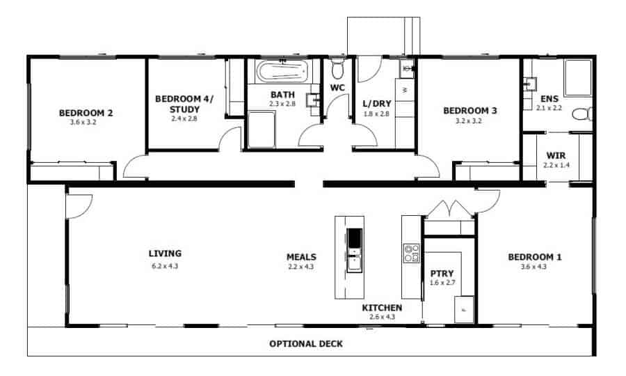 Tambo 15 (Floor Plan)
