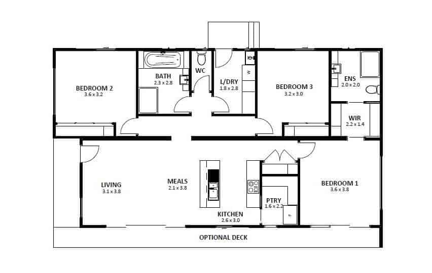 Tambo (Floor Plan)