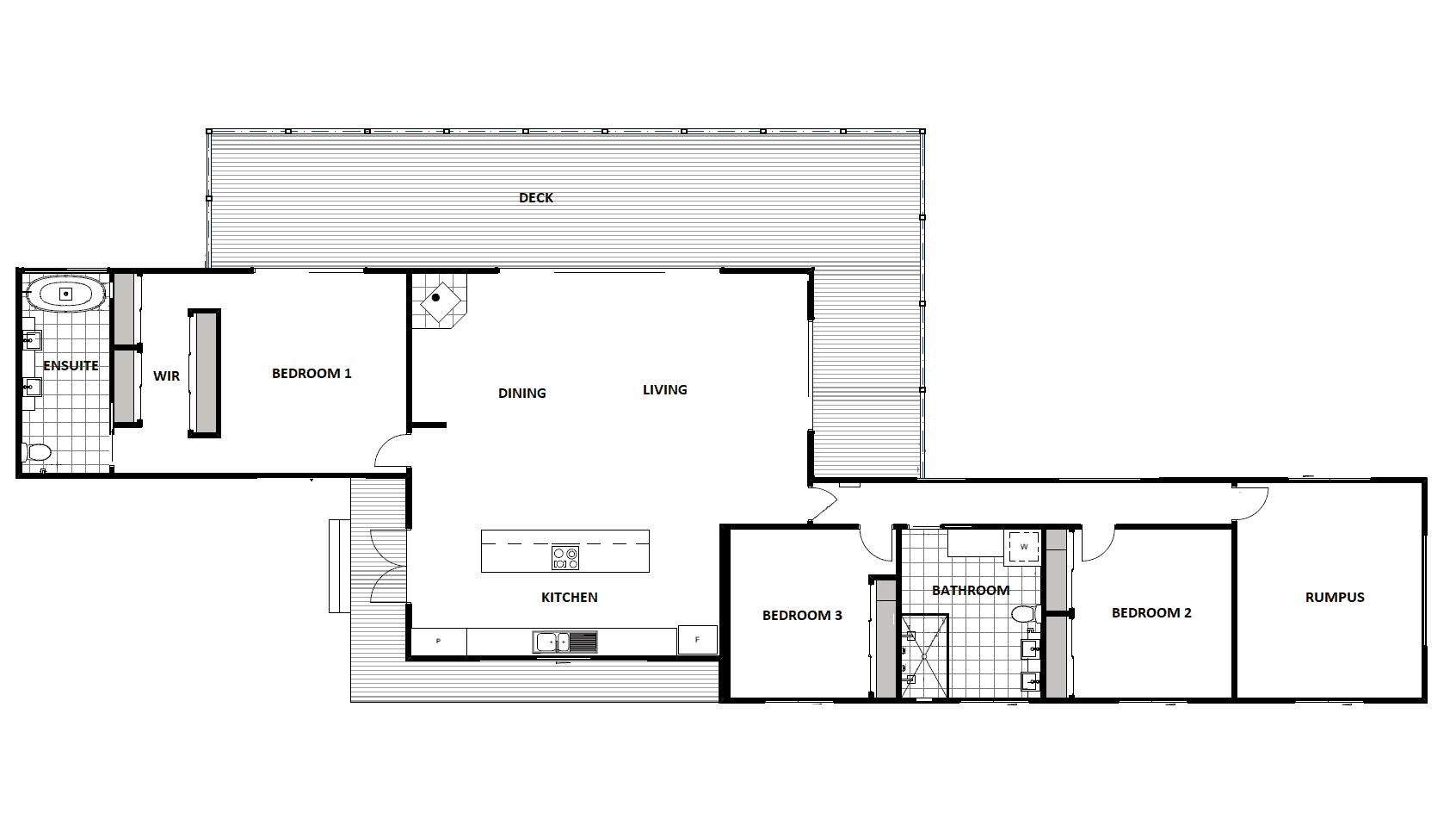 metung home floorplan
