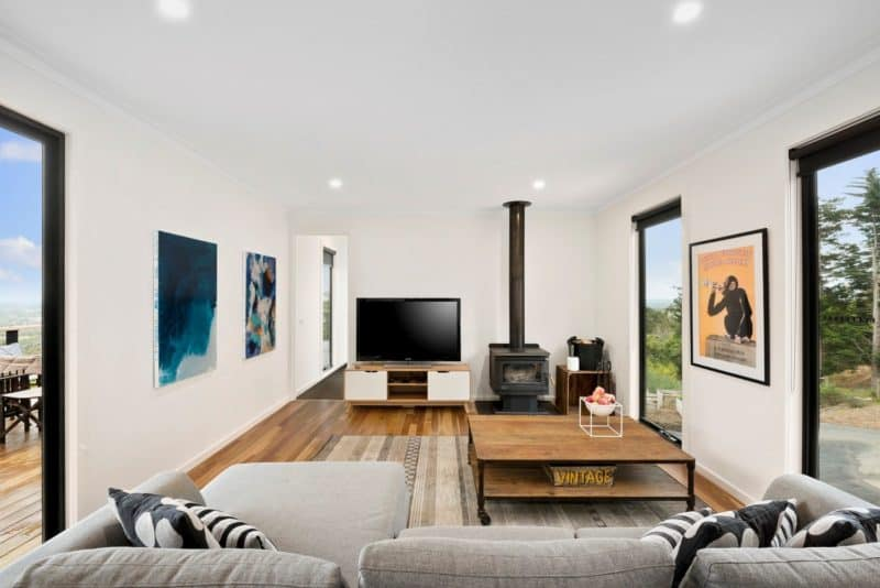 Frankston exterior living room 2- modular home