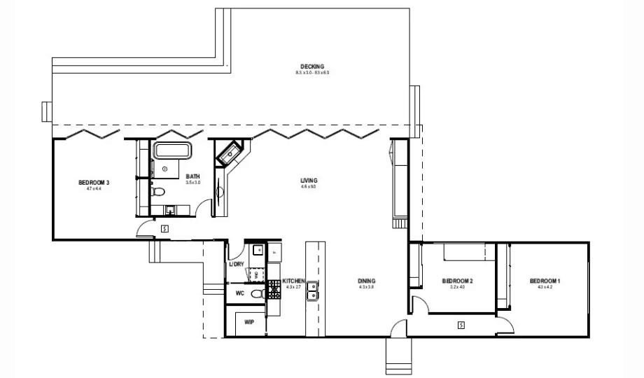 buxton floorplan