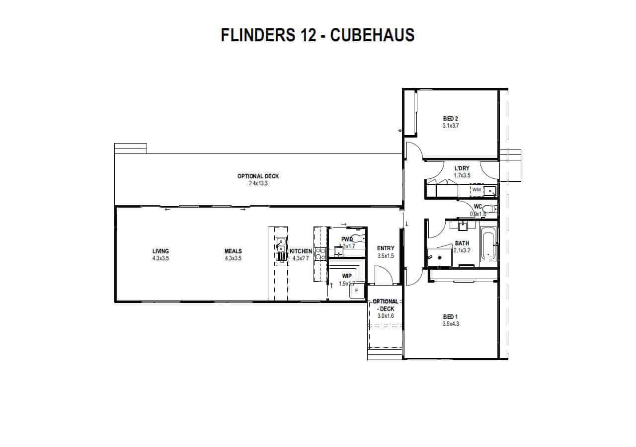 Flinders 12 (Floorplan)