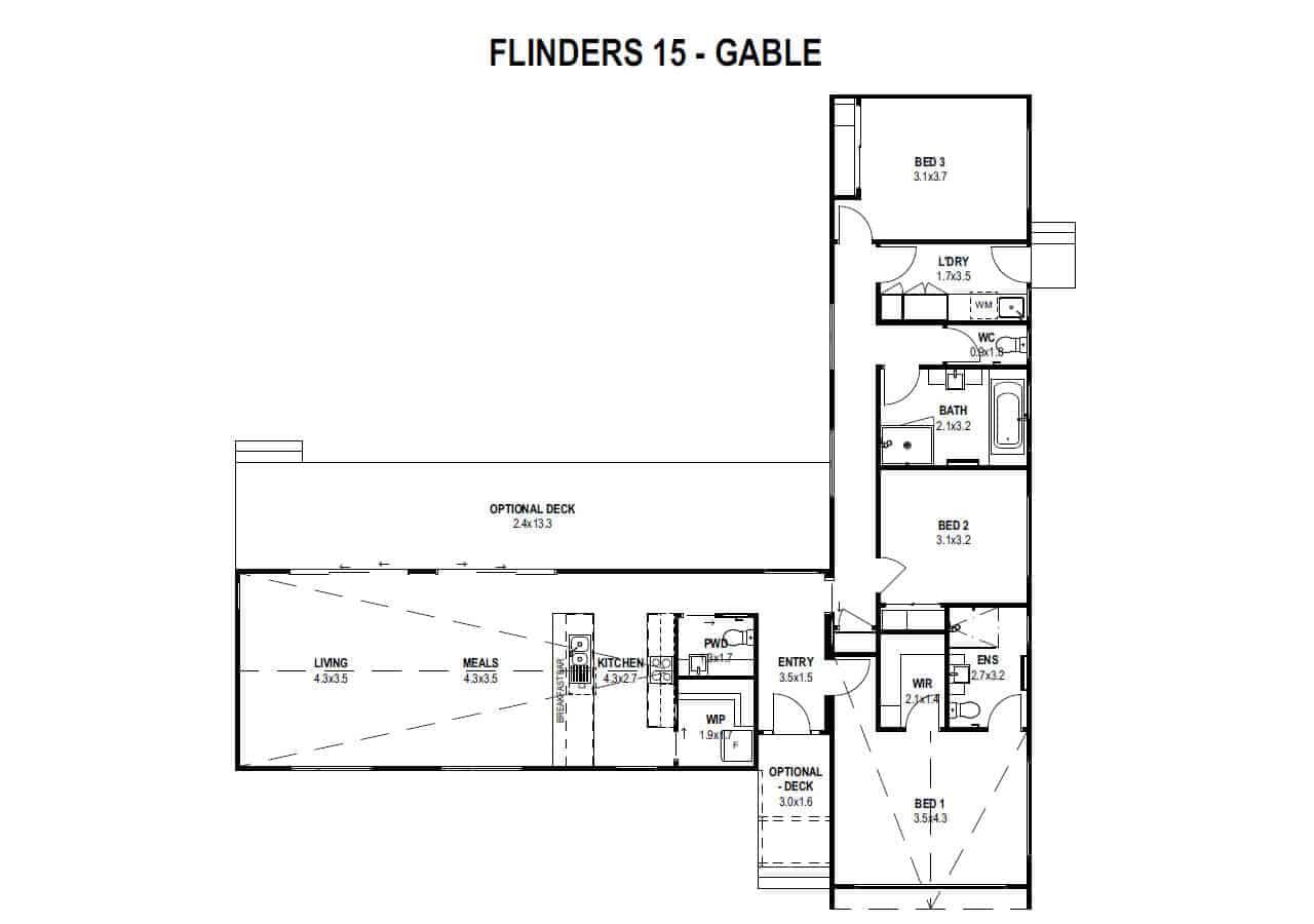 Flinders 15 (Floorplan)
