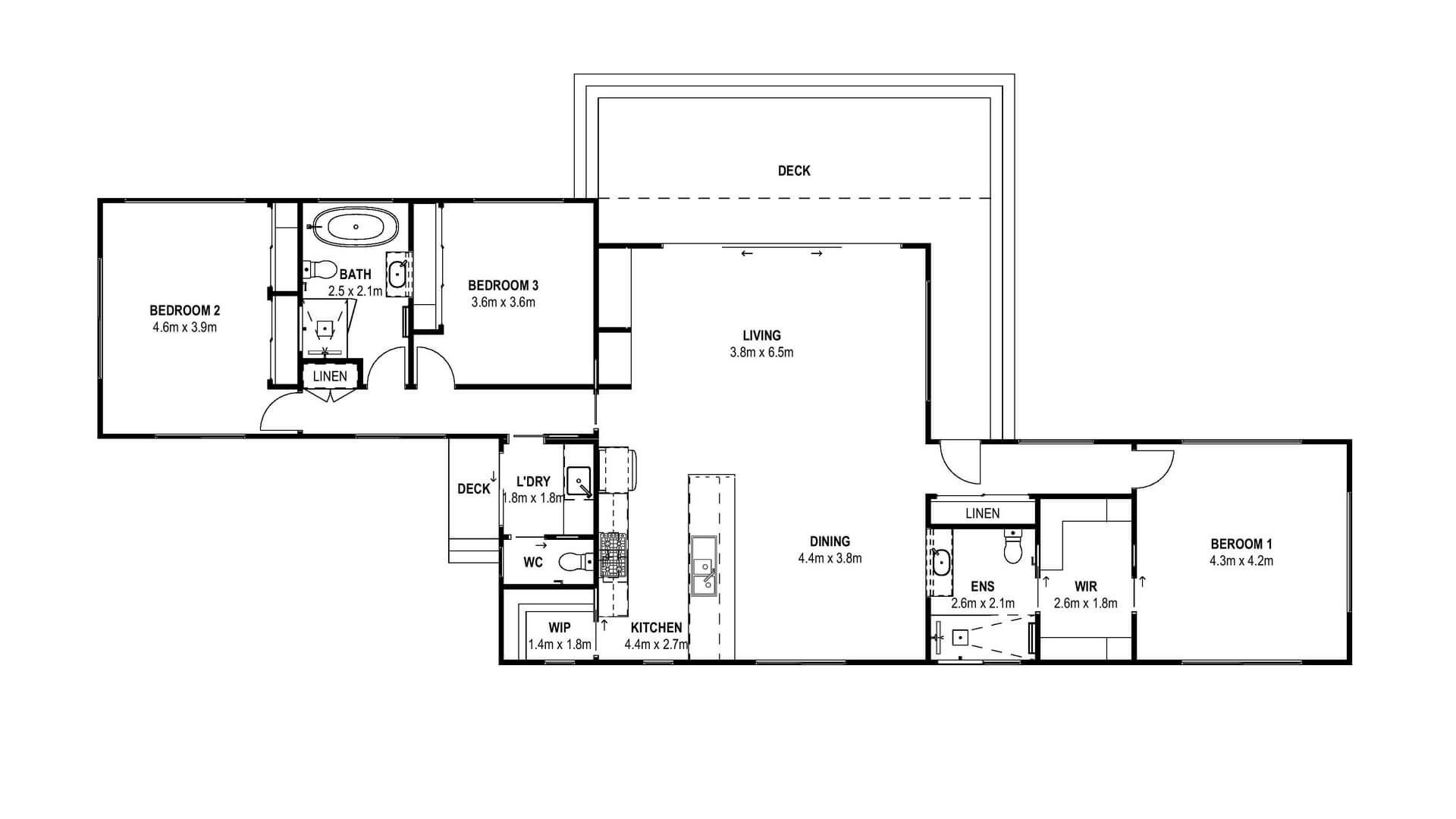 Yarck (Floor Plan)