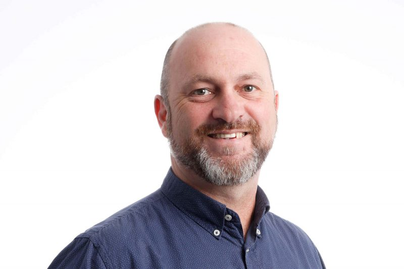 Andrew Small - Project Manager