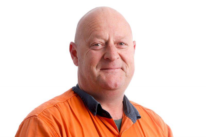 Glenn Priestly - Yard Manager
